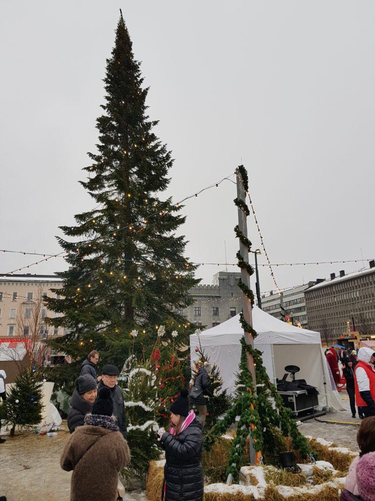 Joulutori Lahti