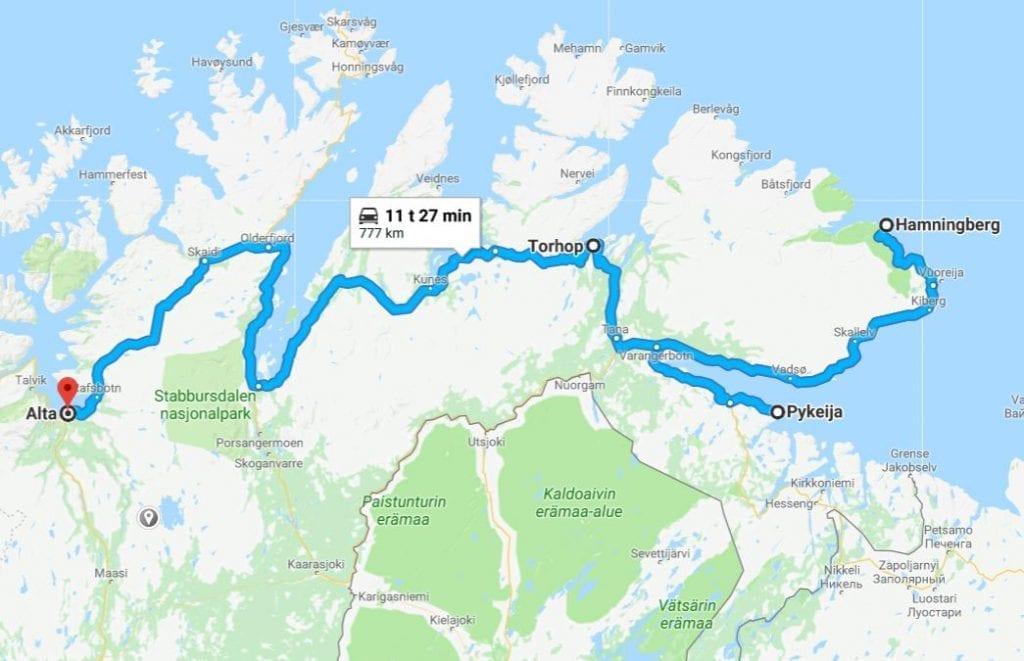Pohjois Norjassa Jaameren Rantaa Kelpaisi Varmaan Sinullekin